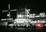 Image of Moulin Rouge Paris France, 1956, second 33 stock footage video 65675021098