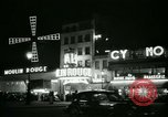 Image of Moulin Rouge Paris France, 1956, second 36 stock footage video 65675021098