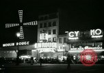 Image of Moulin Rouge Paris France, 1956, second 38 stock footage video 65675021098