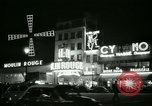 Image of Moulin Rouge Paris France, 1956, second 39 stock footage video 65675021098