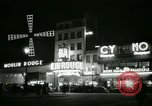 Image of Moulin Rouge Paris France, 1956, second 45 stock footage video 65675021098