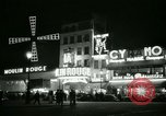 Image of Moulin Rouge Paris France, 1956, second 47 stock footage video 65675021098