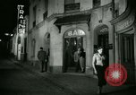 Image of Men and women at bar and hotel Paris France, 1956, second 39 stock footage video 65675021102