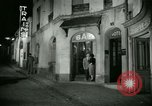 Image of Men and women at bar and hotel Paris France, 1956, second 43 stock footage video 65675021102