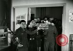 Image of Stage Door Canteen Paris France, 1945, second 6 stock footage video 65675021105