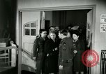 Image of Stage Door Canteen Paris France, 1945, second 10 stock footage video 65675021105