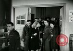 Image of Stage Door Canteen Paris France, 1945, second 11 stock footage video 65675021105