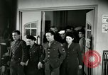 Image of Stage Door Canteen Paris France, 1945, second 13 stock footage video 65675021105