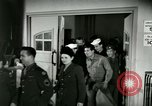Image of Stage Door Canteen Paris France, 1945, second 14 stock footage video 65675021105