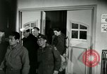 Image of Stage Door Canteen Paris France, 1945, second 16 stock footage video 65675021105