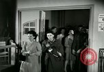 Image of Stage Door Canteen Paris France, 1945, second 20 stock footage video 65675021105