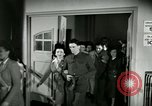 Image of Stage Door Canteen Paris France, 1945, second 23 stock footage video 65675021105