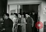 Image of Stage Door Canteen Paris France, 1945, second 26 stock footage video 65675021105