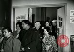 Image of Stage Door Canteen Paris France, 1945, second 30 stock footage video 65675021105