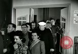 Image of Stage Door Canteen Paris France, 1945, second 33 stock footage video 65675021105