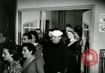 Image of Stage Door Canteen Paris France, 1945, second 34 stock footage video 65675021105