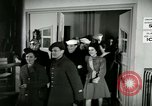 Image of Stage Door Canteen Paris France, 1945, second 47 stock footage video 65675021105