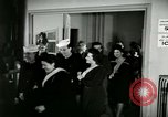 Image of Stage Door Canteen Paris France, 1945, second 49 stock footage video 65675021105