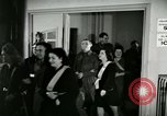 Image of Stage Door Canteen Paris France, 1945, second 54 stock footage video 65675021105