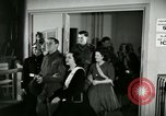 Image of Stage Door Canteen Paris France, 1945, second 55 stock footage video 65675021105