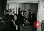 Image of Stage Door Canteen Paris France, 1945, second 58 stock footage video 65675021105