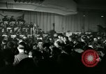 Image of Stage Door Canteen Paris France, 1945, second 25 stock footage video 65675021106