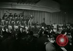 Image of Stage Door Canteen Paris France, 1945, second 21 stock footage video 65675021107