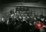 Image of Stage Door Canteen Paris France, 1945, second 49 stock footage video 65675021107