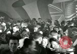 Image of Stage Door Canteen Paris France, 1945, second 1 stock footage video 65675021108