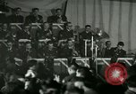 Image of Stage Door Canteen Paris France, 1945, second 21 stock footage video 65675021108