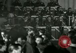 Image of Stage Door Canteen Paris France, 1945, second 31 stock footage video 65675021108