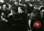 Image of Stage Door Canteen Paris France, 1945, second 38 stock footage video 65675021108