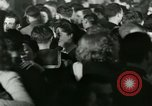 Image of Stage Door Canteen Paris France, 1945, second 39 stock footage video 65675021108