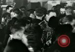 Image of Stage Door Canteen Paris France, 1945, second 53 stock footage video 65675021108