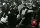 Image of Stage Door Canteen Paris France, 1945, second 62 stock footage video 65675021108