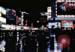Image of Times Square neon lights New York City USA, 1954, second 55 stock footage video 65675021109
