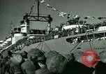 Image of American soldiers Leghorn Italy, 1947, second 36 stock footage video 65675021114
