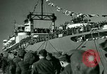 Image of American soldiers Leghorn Italy, 1947, second 38 stock footage video 65675021114