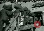 Image of American soldiers Leghorn Italy, 1947, second 41 stock footage video 65675021114
