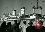 Image of American soldiers Leghorn Italy, 1947, second 62 stock footage video 65675021114