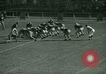 Image of American football New York City USA, 1944, second 32 stock footage video 65675021119