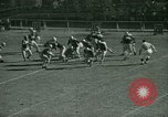 Image of American football New York City USA, 1944, second 33 stock footage video 65675021119