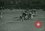 Image of American football New York City USA, 1944, second 34 stock footage video 65675021119