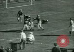 Image of American football New York City USA, 1944, second 38 stock footage video 65675021119