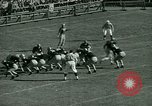 Image of American football New York City USA, 1944, second 41 stock footage video 65675021119