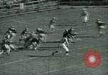 Image of American football New York City USA, 1944, second 43 stock footage video 65675021119
