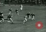Image of American football New York City USA, 1944, second 44 stock footage video 65675021119