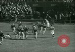 Image of American football New York City USA, 1944, second 47 stock footage video 65675021119