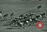 Image of American football New York City USA, 1944, second 52 stock footage video 65675021119