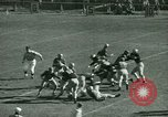 Image of American football New York City USA, 1944, second 54 stock footage video 65675021119